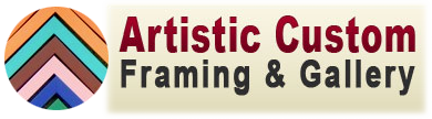 Artistic Custom Framing and Gallery Logo